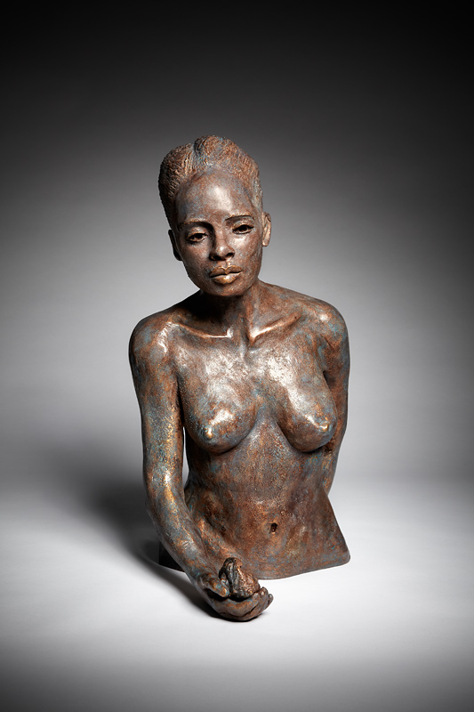 Erzulie-Sirène, sculpture by Dominique Dennery